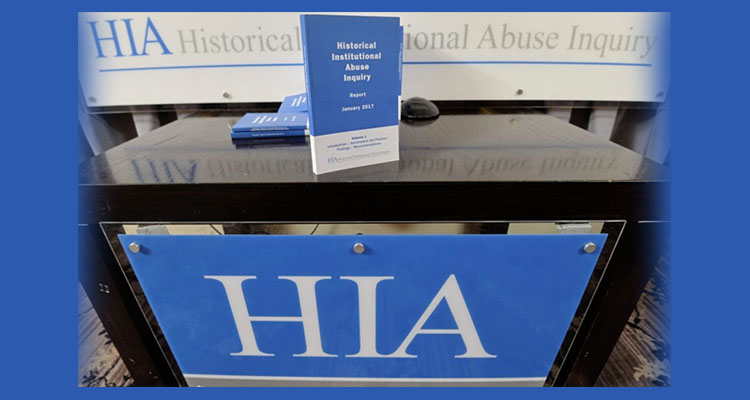 institutional abuse payment inquiry