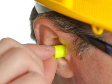 industrial deafness claim