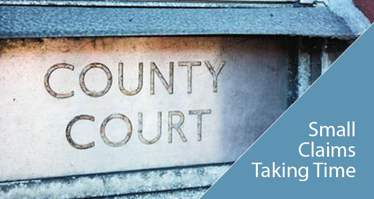 county court sign